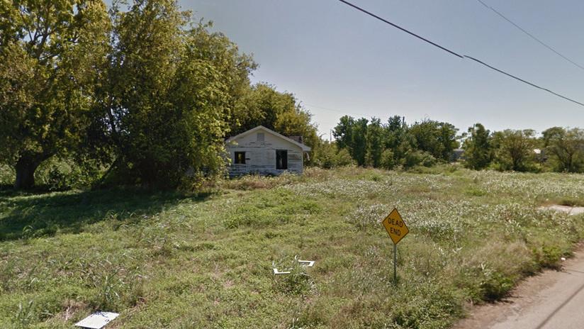 Descubrimiento terrorífico: Hace un paseo en Google Maps y detecta la escena de un suicidio