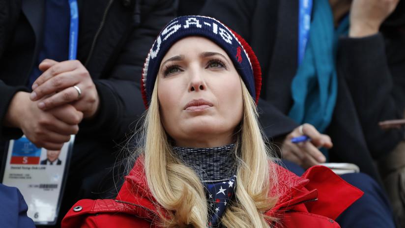 """Ivanka Trump pide aplicar """"máxima presión"""" sobre Corea del Norte"""