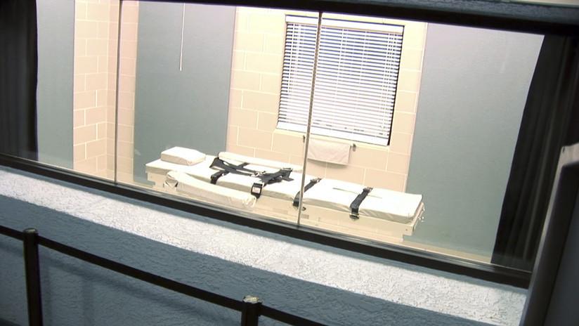 """EE.UU.: Condenado a muerte grita """"¡asesinos!"""" en el momento de su ejecución"""
