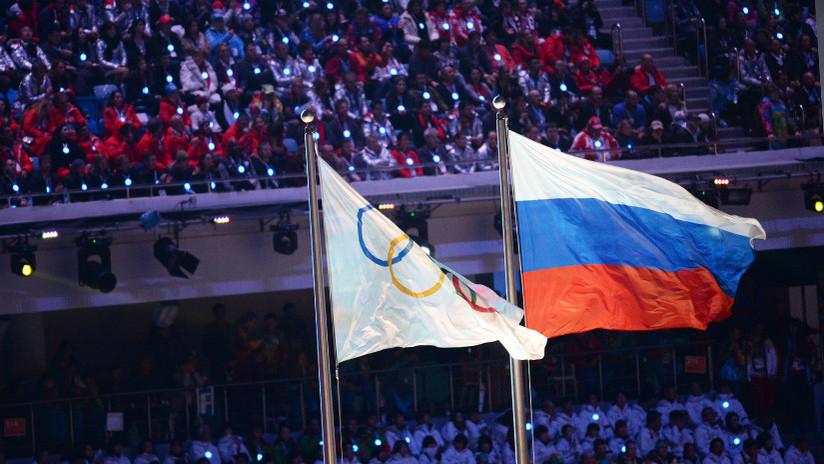 La Junta del COl no recomienda dejar a Rusia usar su bandera nacional en la clausura de los JJ.OO.