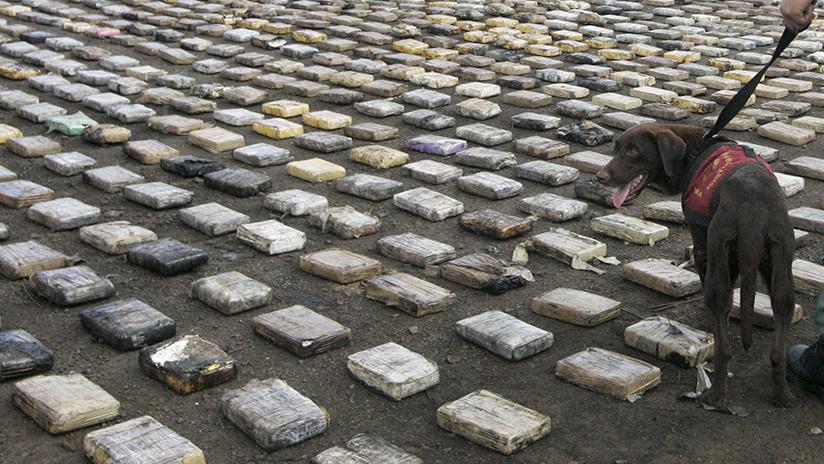 Venezuela: la operación Relámpago permite destruir más de 3.000 kilos de cocaína