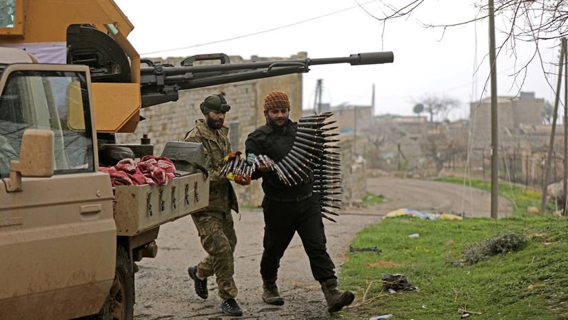 Turquía continuará la operación en Afrín pese a la resolución de la ONU sobre Siria