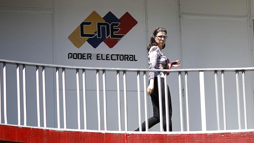 """Caracas: """"El pueblo de Venezuela no se dejará arrebatar la paz y el derecho a decidir"""""""