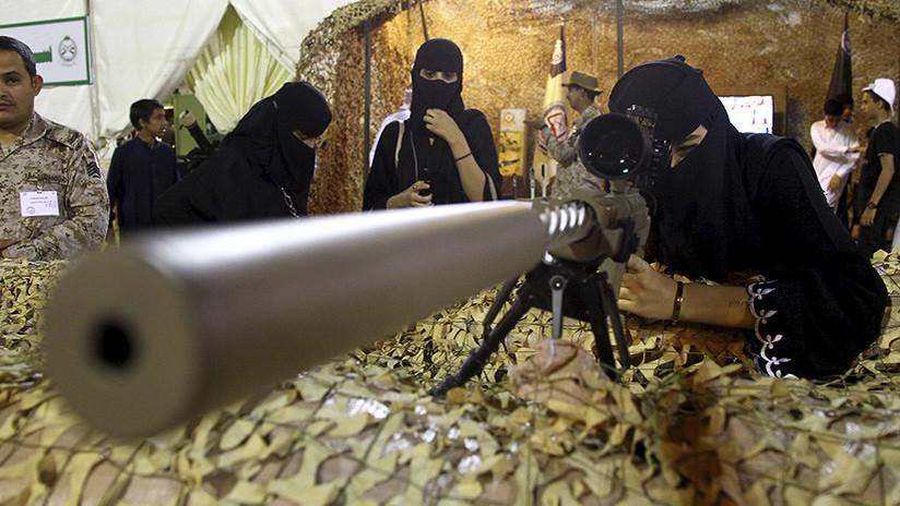 Arabia Saudita permitirá que las mujeres ingresen al ejército (pero aquí están los duros requisitos)