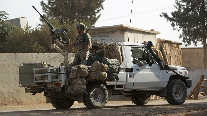 A Rusia le preocupa la amenaza de uso de la fuerza contra Siria por parte de EE.UU.