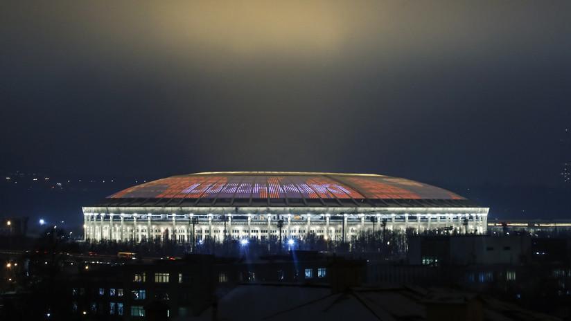 FOTOS: Dos estadios rusos están entre los 10 mejores del mundo inaugurados en 2017