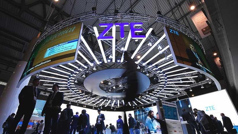 ZTE presenta su nuevo 'smartphone' sin bordes con doble cámara para fotos nocturnas (Video)