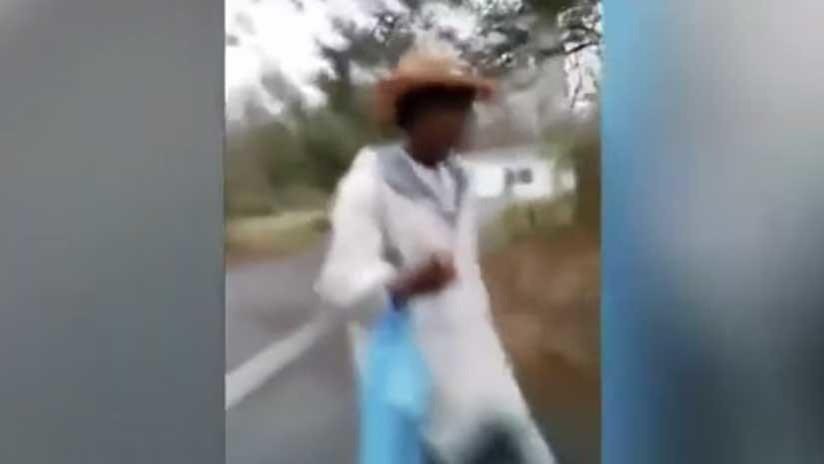 VIDEO ESCALOFRIANTE: Un hombre es asesinado a tiros mientras transmite en vivo en Facebook
