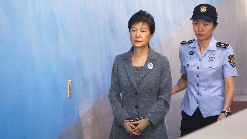 La Fiscalía pide 30 años de prisión para la expresidenta surcoreana Park Geun-hye