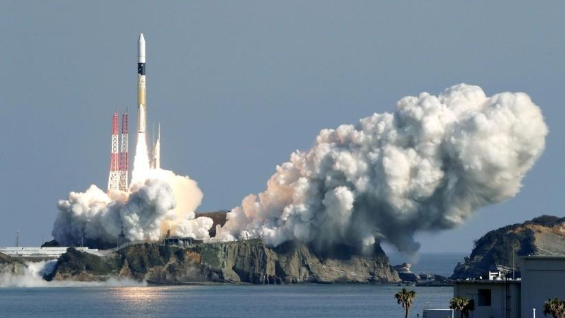 Japón lanza con éxito un cohete portador con un novedoso satélite de reconocimiento (VIDEO)