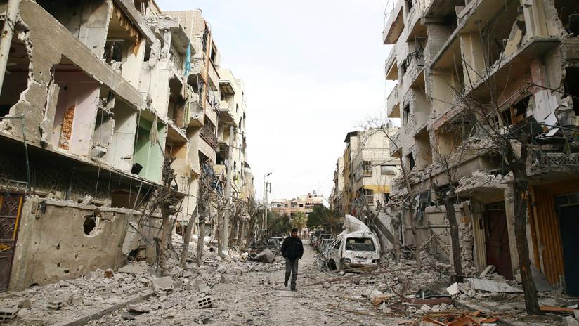 """El Ejército Libre Sirio expresa su """"firme apoyo"""" a la tregua humanitaria en Guta Oriental"""