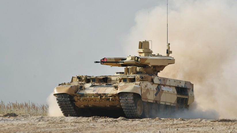 Los Terminator: La tremenda plataforma blindada de armas rusa que suscita interés en EE.UU.