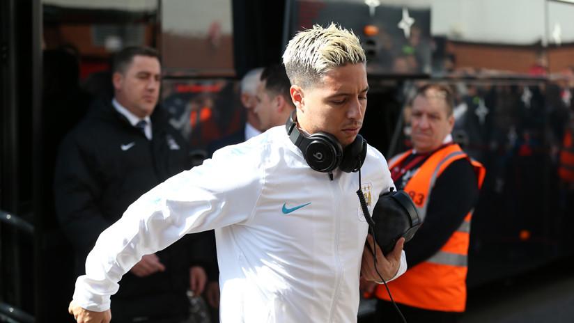 La UEFA suspende por seis meses por dopaje a Samir Nasri, exjugador del Arsenal y Manchester City