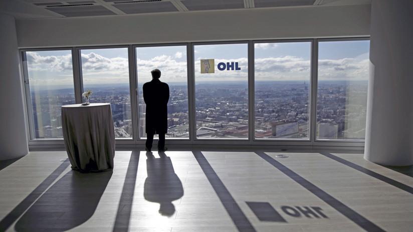 """Un directivo de OHL en México admite transferencias """"inusuales"""" de dinero a una cuenta suiza"""