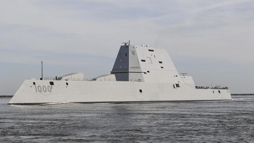 Los destructores Zumwalt de EE.UU. podrían ser equipados con misiles de crucero con ojivas nucleares