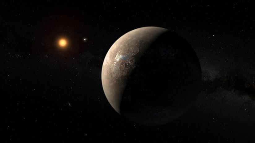 Una potente erupción habría arrasado el exoplaneta más cercano a la Tierra