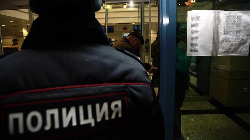 Un hombre abre fuego en un bloque residencial en la ciudad rusa de Kazán (Videos)