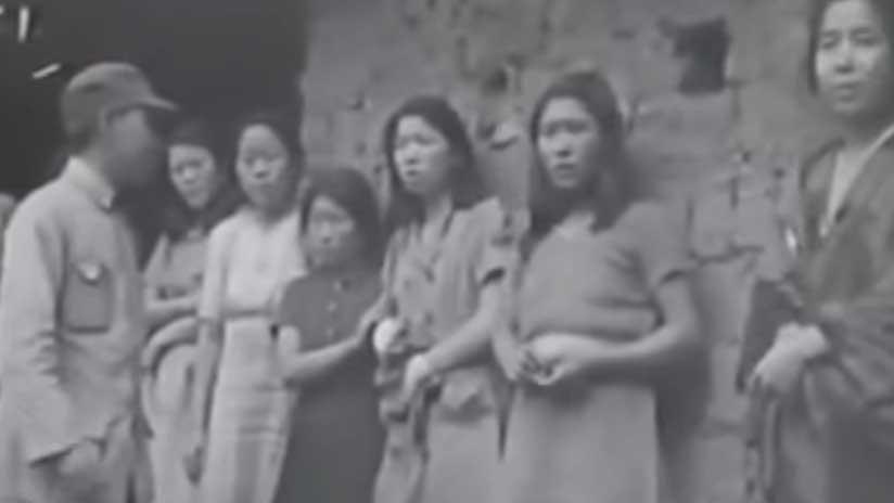 Un video evidencia la masacre de esclavas sexuales coreanas a manos de militares japoneses