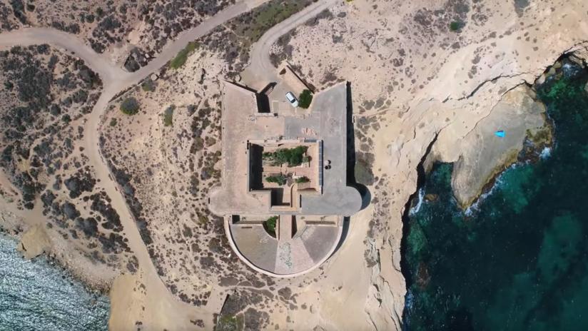 Ponen a la venta un antiguo castillo fortificado del patrimonio histórico español