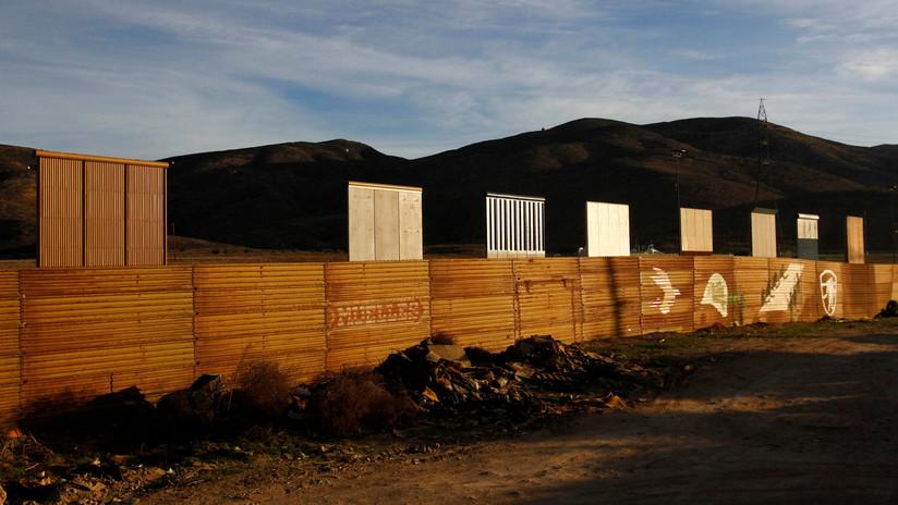 """""""Victoria legal"""": Trump alaba el fallo de un juez de origen mexicano a favor del muro con México"""