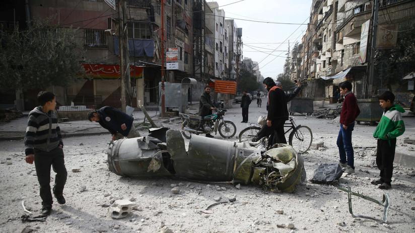 """""""En Guta Oriental ocurre exactamente lo mismo que pasó en Alepo"""""""