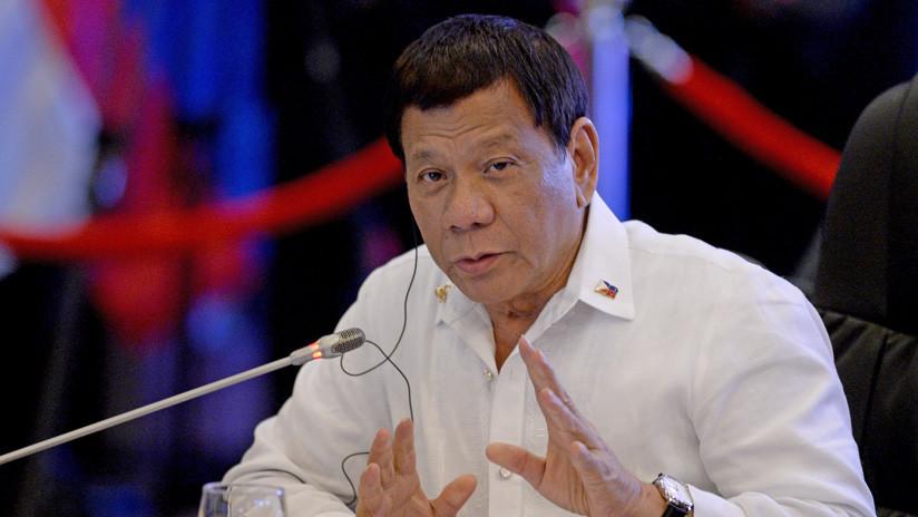 """""""Soy viejo. No tengo más ambición"""": Rodrigo Duterte dice que planea renunciar a su cargo en el 2020"""
