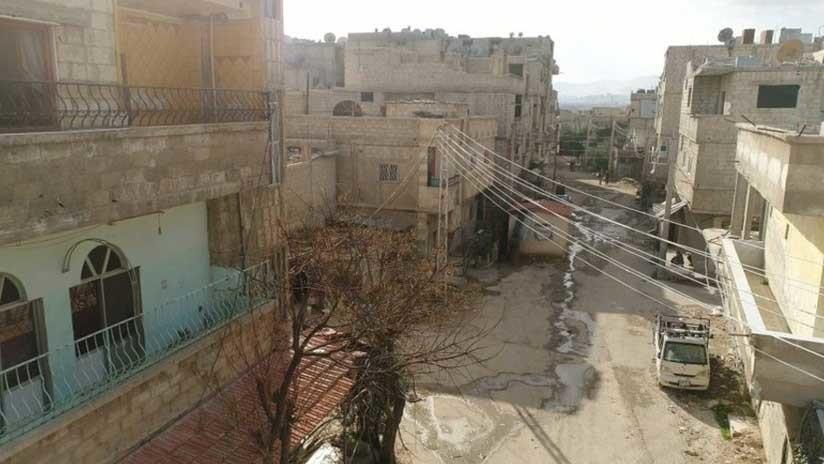 Terroristas abren fuego contra cientos de civiles que intentaron huir de Guta Oriental