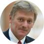 El vocero del presidente ruso, Dmitri Peskov