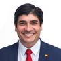 Carlos Alvarado, del gobernante Partido Acción Ciudadana (PAC)