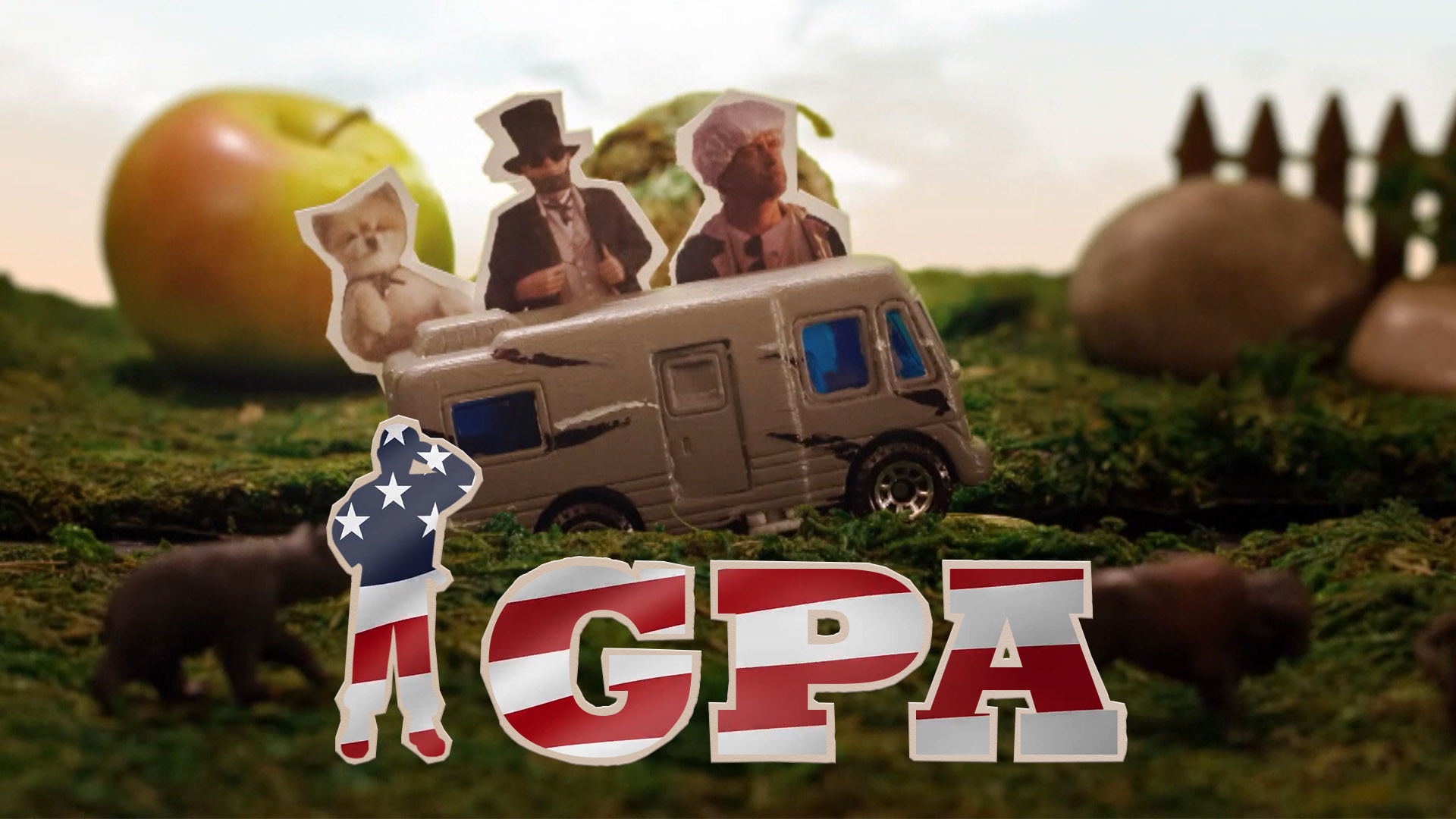 El gran peregrinaje americano