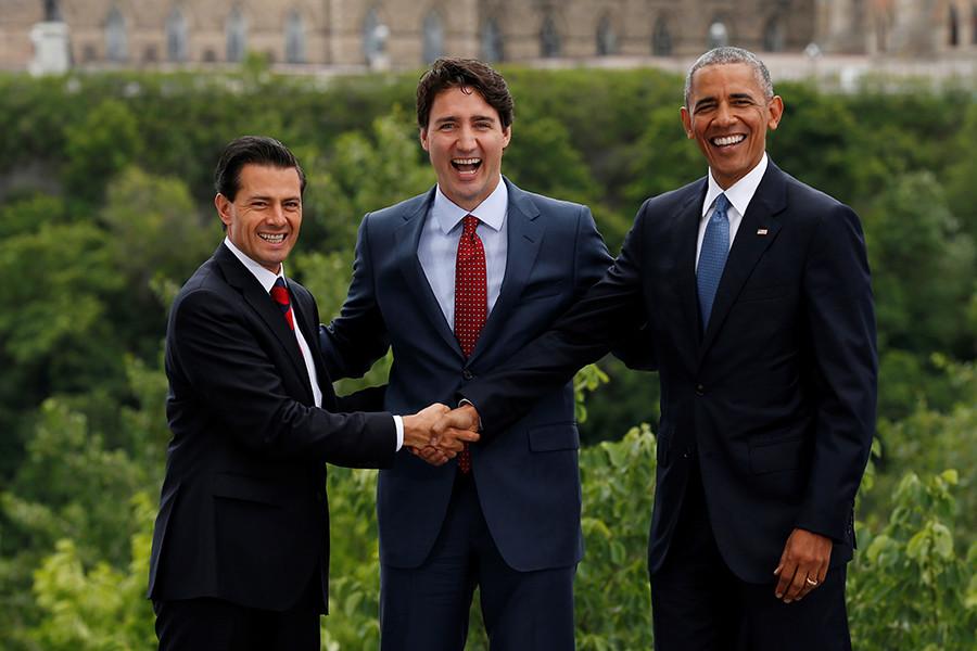 Negociaciones del TLCAN no estarán sujeta a comicios: Guajardo
