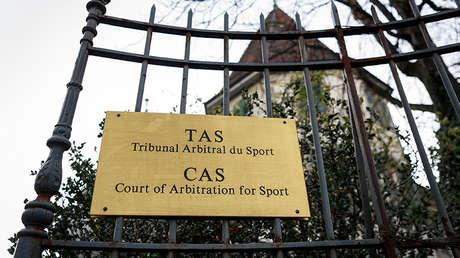 Sede del Tribunal de Arbitraje Deportivo en Lausana (Suiza).