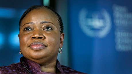 Fatou Bensouda, Fiscal jefe de la Corte Penal Internacional.