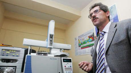 Exdirector del Centro Antidopaje de Moscú, Grigori Ródchenkov