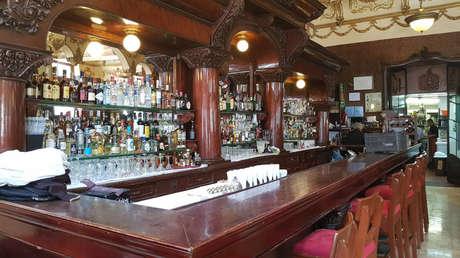 Cantina Bar La Ópera, Ciudad de México.
