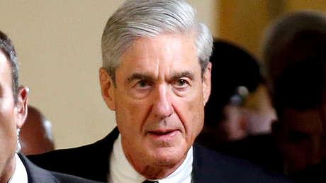 El fiscal especial de EE.UU. Robert Mueller