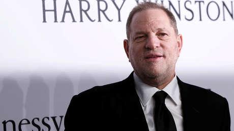 Harvey Weinstein en Nueva York, EE.UU., el 10 de febrero de 2016.