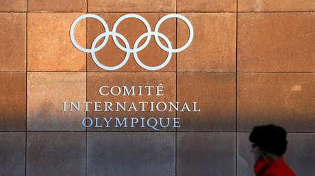 Sede del Comité Olímpico Internacional (COI) en Lausana, Suiza, el 5 de diciembre de 2017.