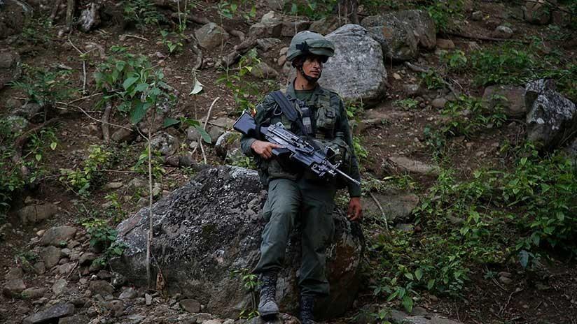Enfrentamiento en la frontera entre Colombia y Venezuela deja siete muertos
