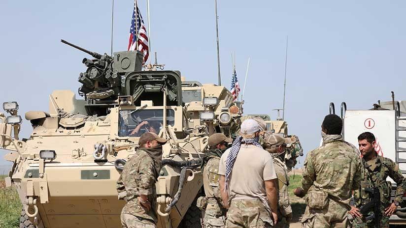 """Moscú: """"EE.UU. ha establecido unas 20 bases en el Kurdistán sirio"""""""