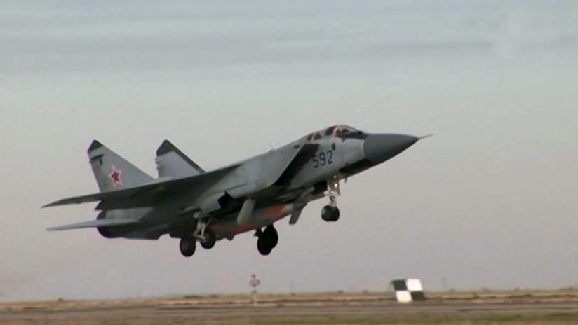 VIDEO: Rusia pone en servicio un arma hipersónica que nadie más en el mundo tiene
