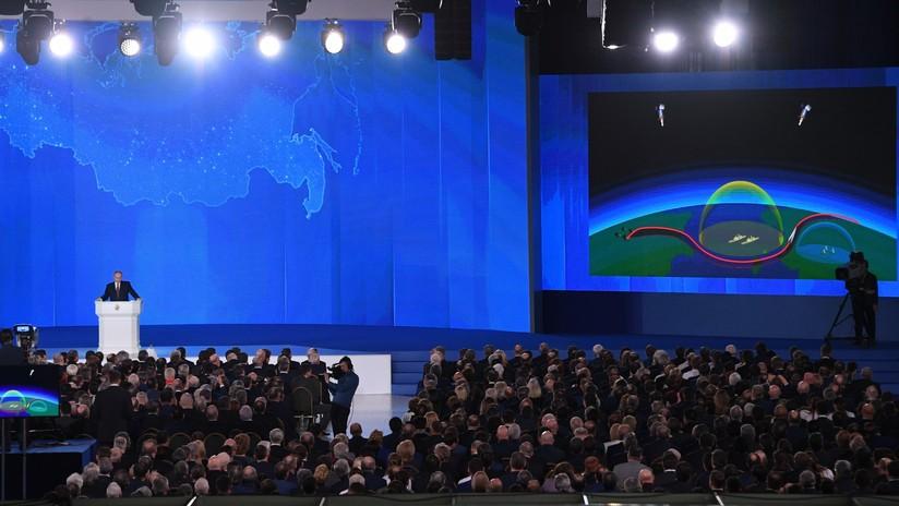 """Rusia: """"Hasta la creación de los nuevos sistemas de armas, nadie nos escuchaba. Escuchen ahora"""""""