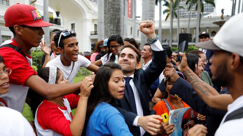 """""""Son falsos y sin pruebas"""": Gobernador venezolano responde a señalamientos sobre fondos en Andorra"""