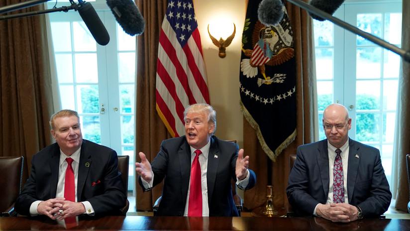 Trump impone aranceles del 25% a las importaciones de acero y del 10% a las de aluminio