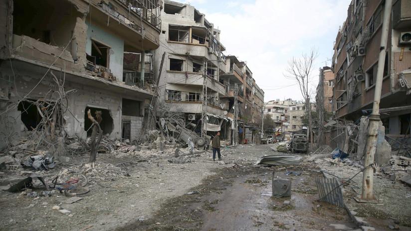 Siria: Los milicianos ejecutan públicamente a todos los que intentan abandonar Guta Oriental