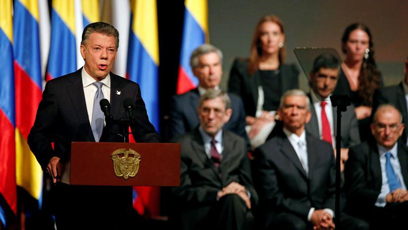 """El asesinato de líderes sociales es """"una piedra en el zapato"""" para la paz en Colombia"""
