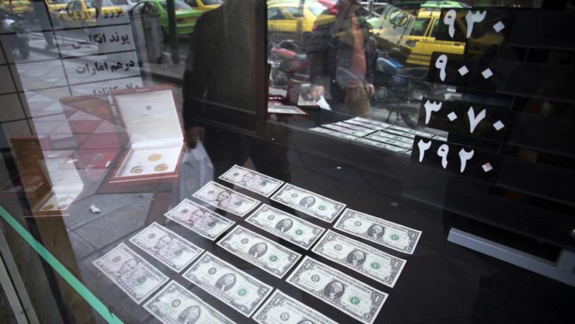Irán prohíbe usar el dólar en las importaciones