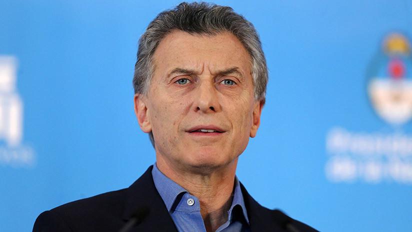"""El """"crecimiento invisible"""" de Argentina desata una ola de memes contra Macri"""