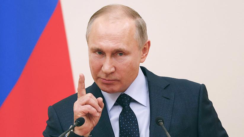 Putin explica cuándo y por qué comenzó la carrera armamentista entre EE.UU. y Rusia