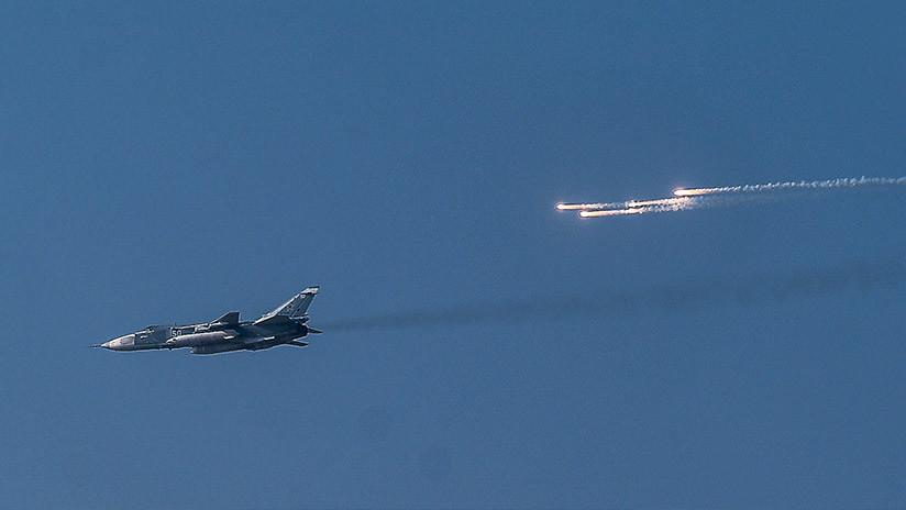 22 aviones realizan vuelos de reconocimiento en las fronteras rusas en una semana